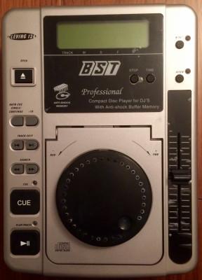 CDJ BST cleving 126