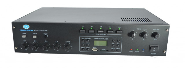 Media Player Acoustic Control AC-2240/USB/FM