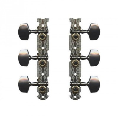 Kit de clavijas de afinación para guitarra clásica