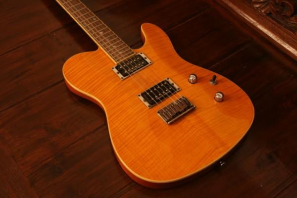 Fender FMT HH amber