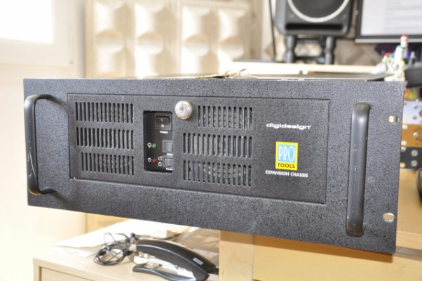 Pro Tools Expansion Chassis