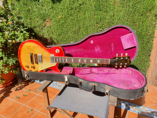 Gibson Les Paul Deluxe 1979