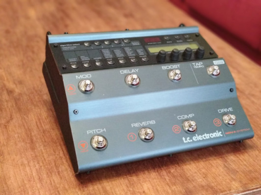 Multiefectos TC Electronic Nova System