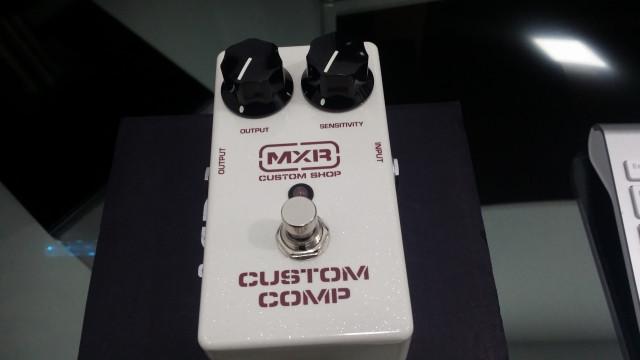 Mxr custom comp / Custom Shop