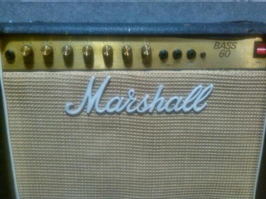 Marshall Bass 60 Watios