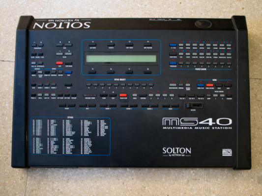 Music Station Solton MS40