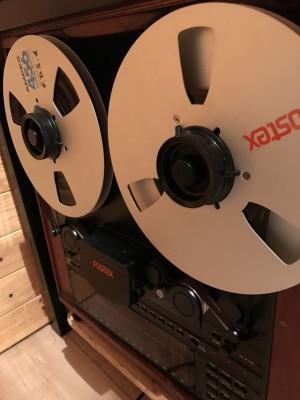grabador Magnetofón fostex ,90s