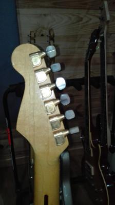Reservada O  Fender elite gold 1983 fotos actualizadas