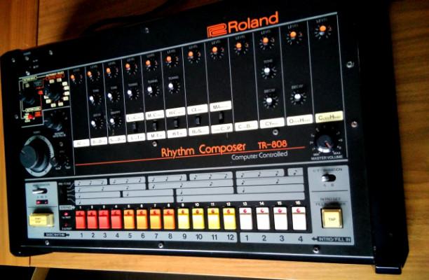 ROLAND TR 808 ORIGINAL