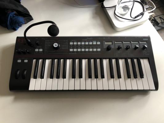 Korg R3 Sintetizador/Vocoder