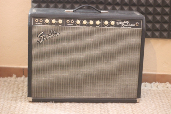 Fender Vibrolux Custom