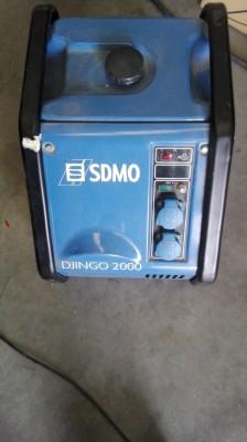 GENERADOR SDMO DJINGO 2000