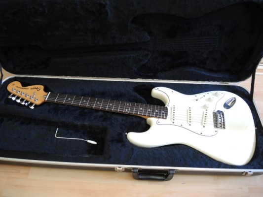Fender Squier Stratocaster Japan Series SQ 1983