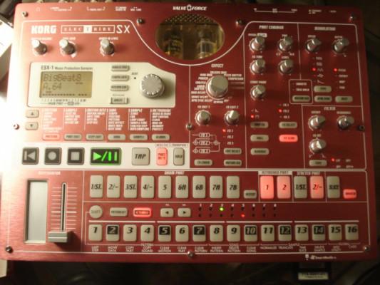 Vendo: Korg Electribe ESX-1