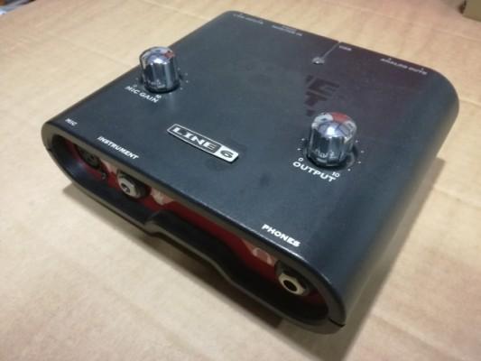 Interface USB Line6 TonePort UX1