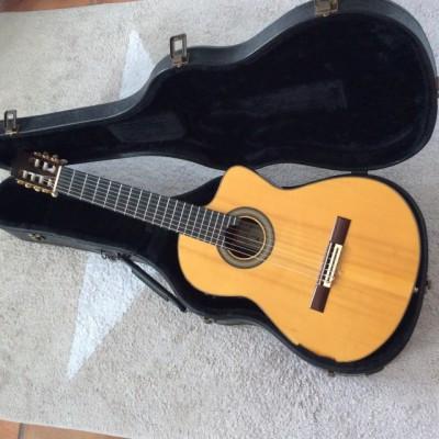 Guitarra clásica de 1º Pedro de Miguel