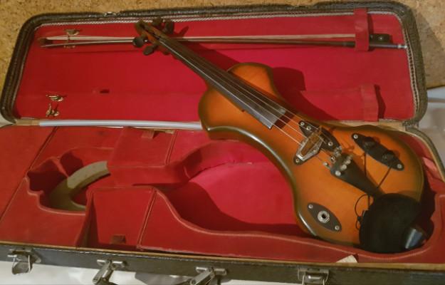 Fender Violin eléctrico