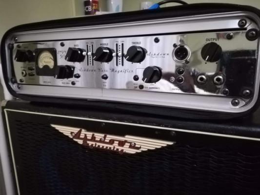 Amplificador de bajo Ashdown ABM