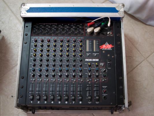 Mesa de mezclas Ross RCS 802