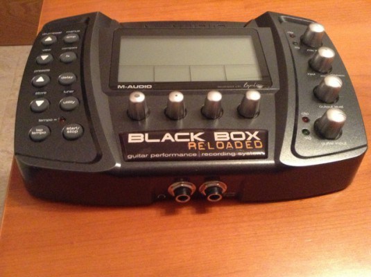M-AUDIO BLACK BOX RELOADED