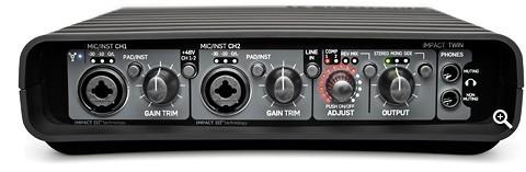 IMPACT TWIN - TC ELECTRONIC