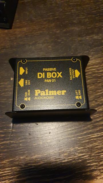 Vendo cajas de inyeccion Palmer PAN01 y PAN04