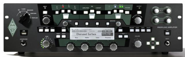 compro Kemper power rack/amp