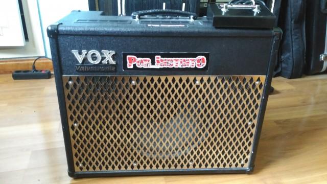 """VENDO O CAMBIO """"Vox Valvetronix AD50vt"""""""