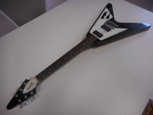 Gibson Flying V'67 Ebony 2008