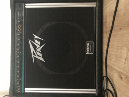 **RESERVADO**Peavey BANDIT 112 Made in USA -Solo Series