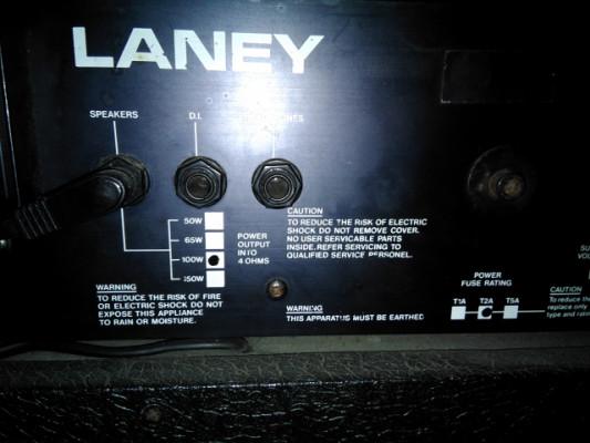 AMPLI LANEY LINEBACKER KD 100 wts
