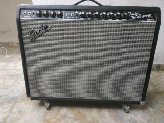 Fender Twin reberb Amp