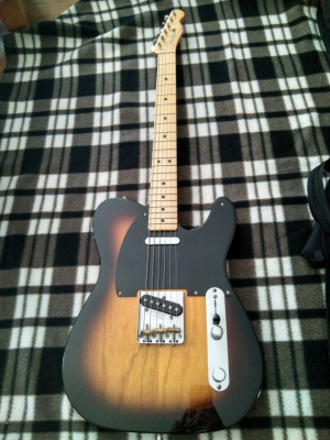 Fender Telecaster Classic Player Baja 50's