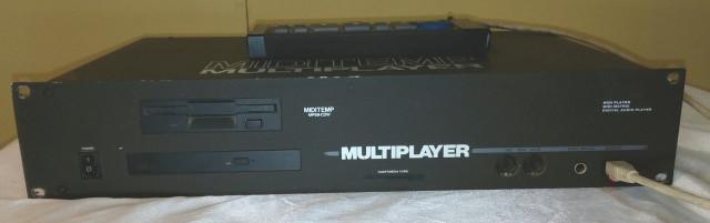 Secuecidor Miditemp Multiplayer 88-CDW