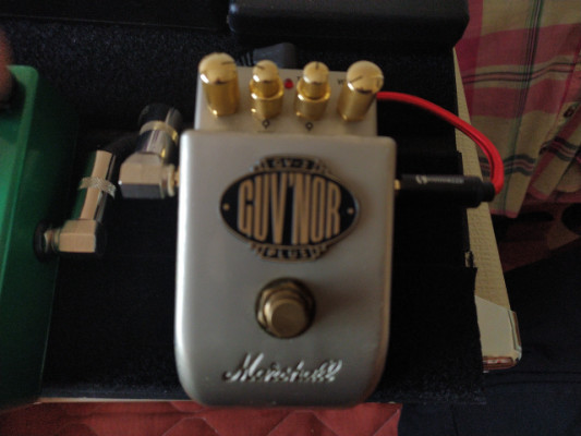 Marshall Guv'Nor Plus 2 Modificado
