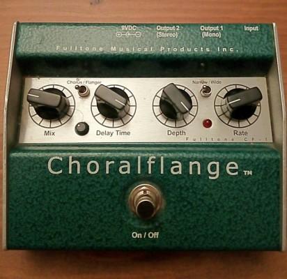 Fulltone CHORALFLANGE USA