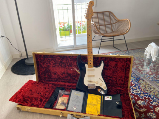 Fender Stratocaster Journeyman Relic 1957 MINT (Cambios)