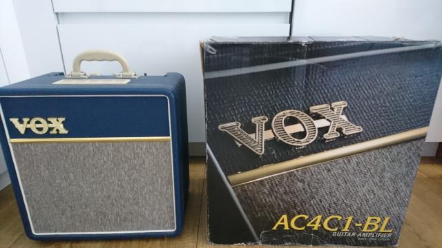 Vox AC4 Blue (también acepto cambios)