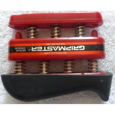 Gripmaster master rojo medium tension x cuerdas 0.10
