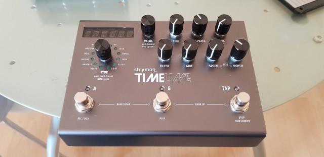 Strymon - Timeline