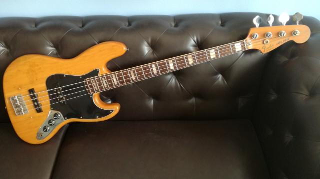 Fender Jazz Bass '78 original