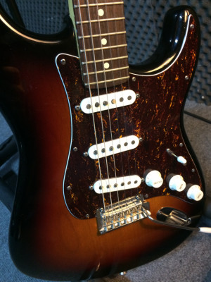 Fender Stratocaster American Standard - Made in USA - 2011