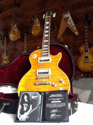 Gibson les Paul Slash afd vos