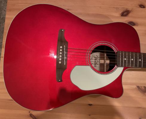 Se Vende Fender Sonoran SCE Rojo