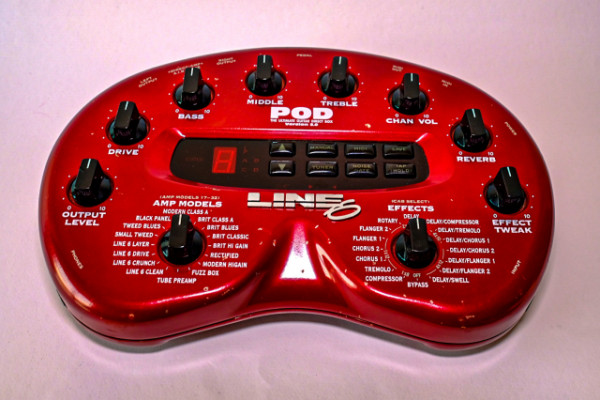 Line 6 Pod 2.0-------49Euros Envio Incluido