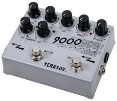 Vendo/Cambio Od/Distorsion YERASOV 9000V. 50 Eur