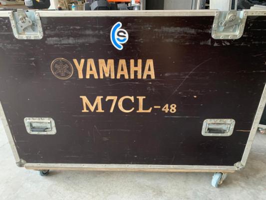 Mesa Yamaha M7