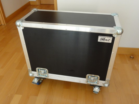 Western Cases Tone King Imperial Flight Case