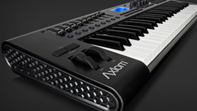 M-audio teclado