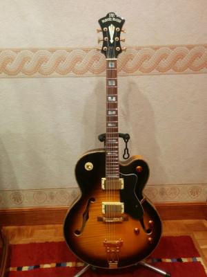 Guitarra de Jazz FUSION BLUES 700 VSB